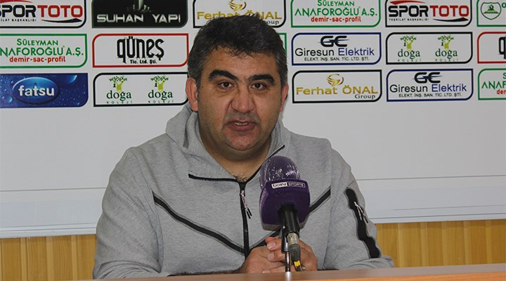 Adana Demirspor teknik direktörü Ümit Özat istifa etti