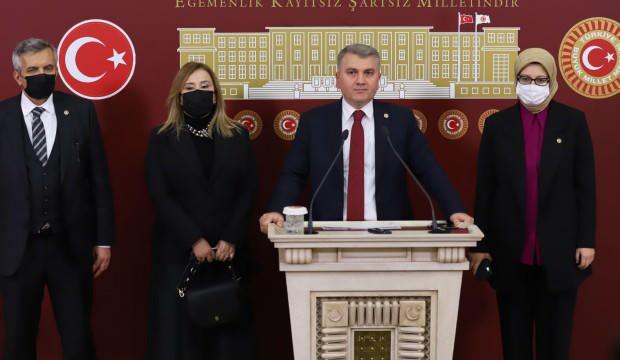 AK Partili Canbey, İda Madra Jeoparkı Projesi için UNESCO'ya başvuru yapıldığını açıkladı