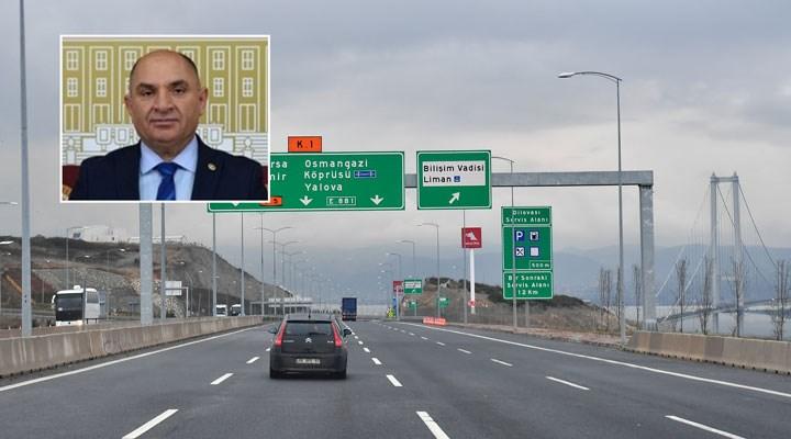 """""""Osmangazi Köprüsü'nden ihlalli geçene 4 kat faiz uygulanıyor"""""""