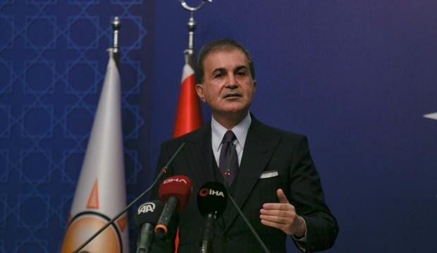 AK Parti Sözcüsü Ömer Çelik: CHP'nin Albayrak'ı hedef alan kirli dili linç kampanyasıdır
