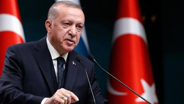 Cumhurbaşkanı Erdoğan'dan 'Döviz rezervi sıfırlandı' eleştirilerine yanıt: 95 milyar dolar rezervimiz var