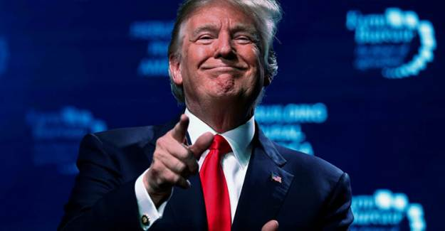 Donald Trump Aklandı