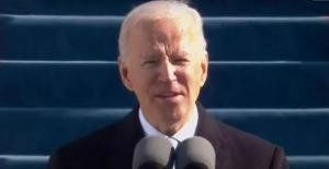 Joe Biden'dan İlk Açıklama
