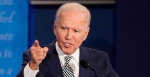 Joe Biden'dan İran'a Yaptırım Açıklaması