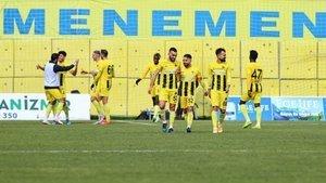 Menemenspor, Bursaspor'la karşılaşacak