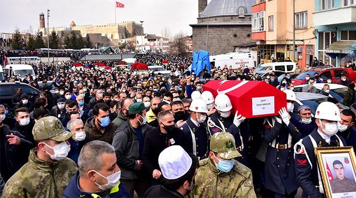 'Ölümlerin sorumluluğu Saray'da'