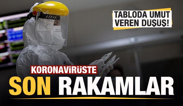Son dakika: 21 Şubat koronavirüs tablosu! Vaka, Hasta, ölü sayısı ve son durum açıklandı