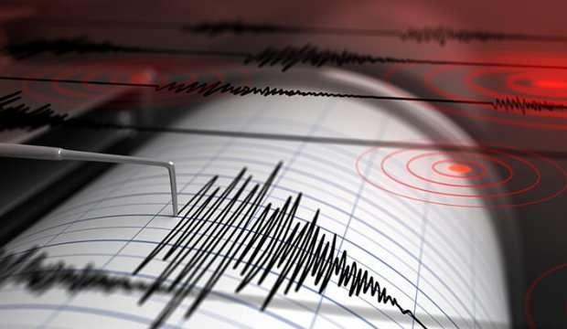 Son Dakika... Marmaris açıklarında 4,1 büyüklüğünde deprem