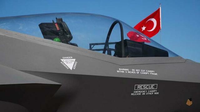 Türkiye, F-35 programındaki haklarını korumak için ABD'de girişimlerde bulunacak