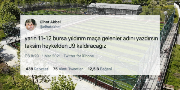 Bazı İllerde Sınırlı Şekilde Açılan Halı Sahalara Tepkilerini Mizahla Veren 15 Futbolsever