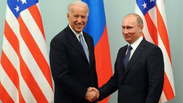 Biden'dan Putin'in talebine yanıt: Bir noktada görüşeceğimize eminim