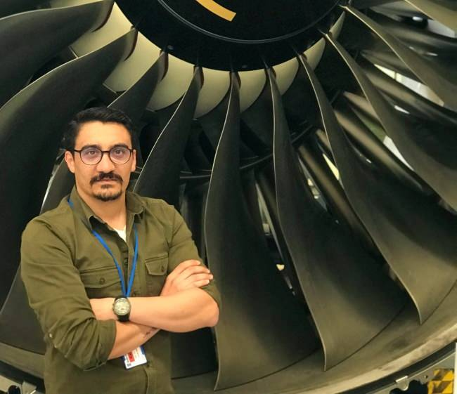 Savunma Sanayii Araştırmacısı Sinan Şal.