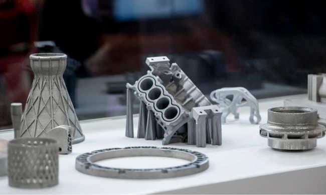 Savunma sanayii alanında kritik parçaların 3D yazıcı ile üretilmesi giderek artan bir yöntem...
