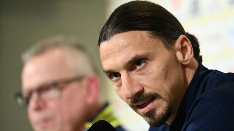 Yıllar sonra İsveç Milli Takımına dönen Zlatan İbrahimovic duygusal anlar yaşadı