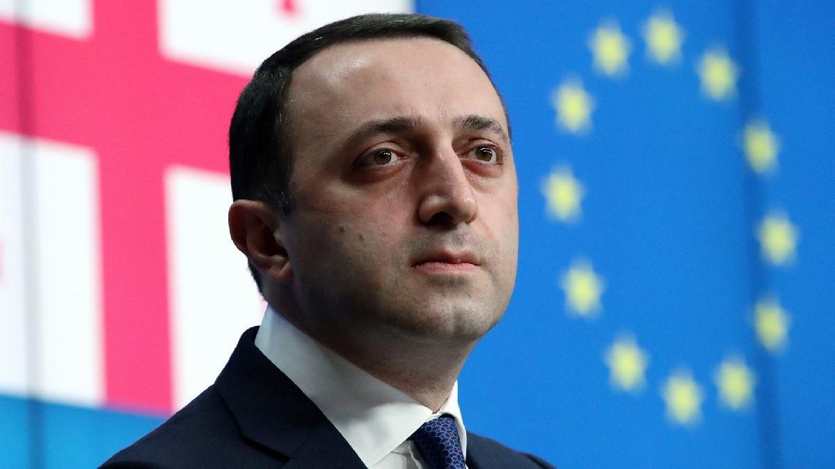 Gürcistan Başbakanı Garibaşvili corona virüsüne yakalandı