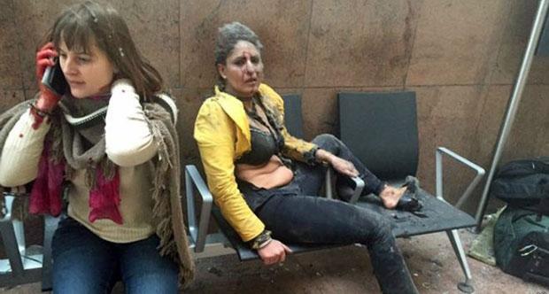 Brüksel saldırılarının simgesi olan fotoğrafın öyküsü