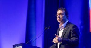 İBB Başkanı Ekrem İmamoğlu: Kanal İstanbul projesinde ısrar edilmesinin tek sebebi; para, para, para