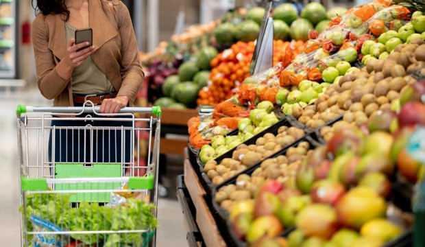 Kayseri'de kısıtlama günlerinde marketlerin bazı reyonları kapalı olacak