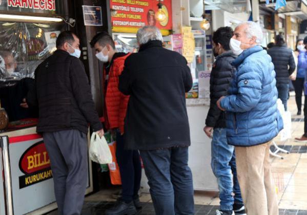 Kayseri'de ramazan öncesi alışveriş yoğunluğu