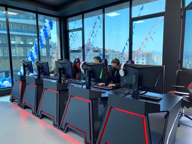 Küçükçekmece'de ESPOR merkezi açıldı