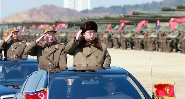 Kuzey Kore'den ABD'ye: Kımıldama vururuz!