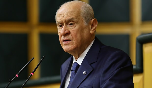 MHP lideri Bahçeli'den '23 Nisan' mesajı