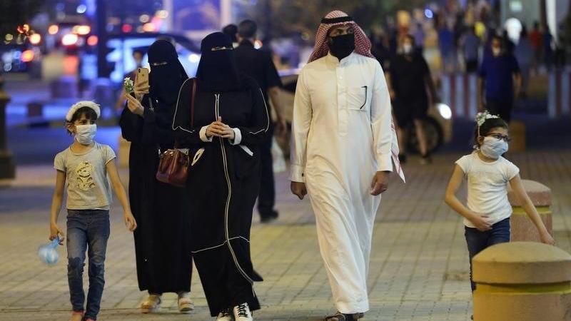 Suudi Arabistan'da 7 ay sonra rekor vaka