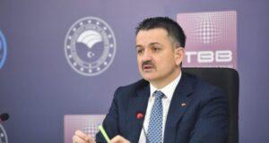 Tarım ve Orman Bakanı Pakdemirli: Toplam 40 bin ton patates ve 10 bin ton kuru soğan dağıttık