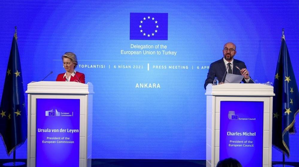AB'den Türkiye açıklaması: Tekrar yapıcı ilişki kurmak istiyor