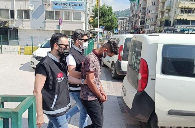 Sahte polis ve savcılardan 1 milyon 300 bin liralık vurgun 2 dolandırıcı polis ekiplerinin operasyonuyla yakalandı