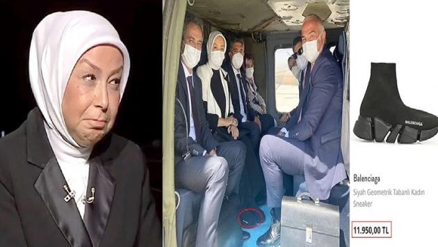 AKP'li Çalık'ın 12 bin liralık ayakkabısına tepki: 4 aylık asgari ücret