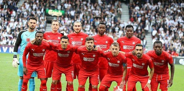 Kopenhag Sivasspor: 5-0 | MAÇ SONUCU - ÖZET
